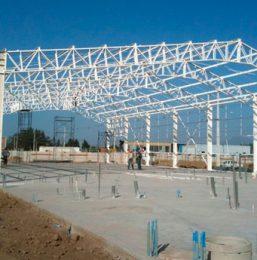 Planta Industrial ASITEC S.A. –  Maipú – Stgo.