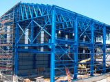 Nave Industrial puente grúa 30 ton CODELCO EL TENIENTE, Machalí.